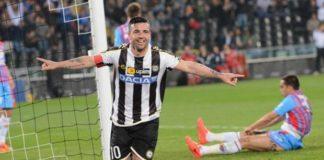 udinese catania 1-0 - fonte: www.gazzetta.it