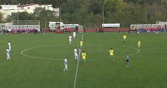 Melfi 1-1 Catania