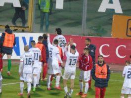 Catania - Cosenza 1-2 - male...ma non malissimo