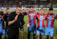 Lucarelli Catania - Feralpisalò 2-0