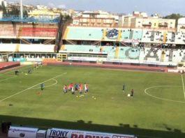 Catania - Potenza 1-1 top e flop