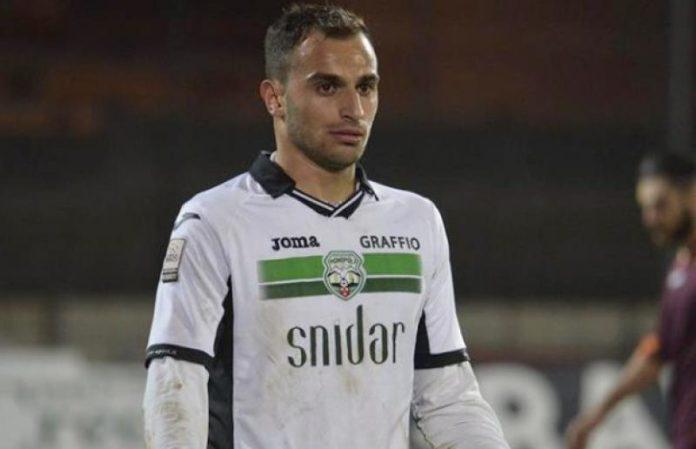 Giovanni Pinto nuovo giocatore del Catania