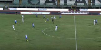 Catania - Cavese 4-0 - top e flop