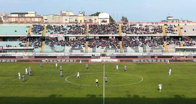 Catania - Picerno - info sul match e probabili formazioni