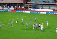 Catania - Sicula Leonzio 2-1 - meriti e demeriti - le pagelle