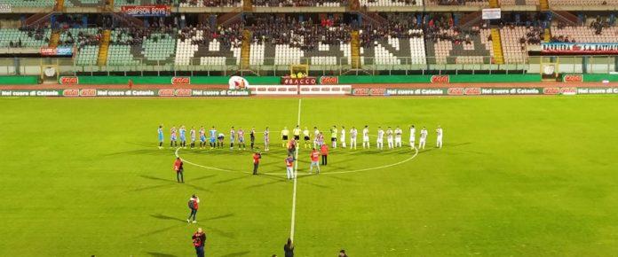 Catania - Sicula Leonzio 2-1 top e flop