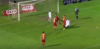 Catanzaro - Catania 3-0 - venti contrari o parole controvento - le pagelle