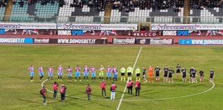 Catania - Rende - momento delle squadre - precedenti - probabili formazioni