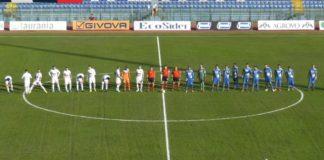 Paganese - Catania 3-1 - top e flop